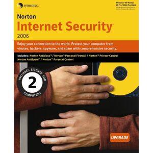 Symantec Norton Internet Security 2006, (Upgrade Edition, 2 User Licence) (PC)