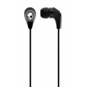 Skullcandy 50/50 Earbuds with Mic3 - Black/Chrome