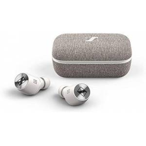 Sennheiser MOMENTUM True Wireless 2, Bluetooth Earbuds with Active Noise Cancellation, White