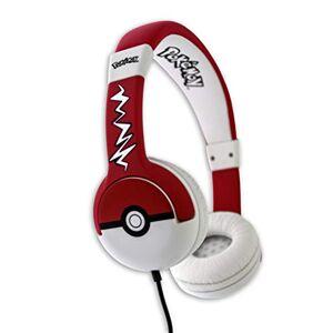 OTL Technologies - Pokmon Pokeball Headphones for Children Aged 3-7 Years