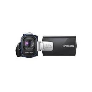 Samsung SMX-F40LP 0.8 MP CCD 25.4/6 mm 1/6 inch 52x 2200x Digital Camcorder