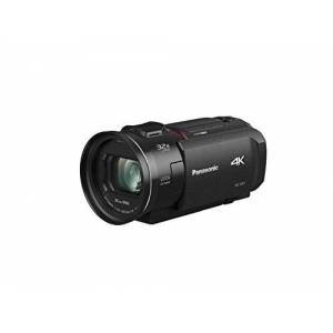 Panasonic HC-VX1EB-K 4K Video Camera with LEICA Dicomar Lens - Black