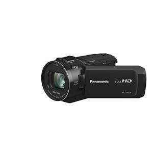 Panasonic HC-V808EG-K Full HD Camcorder (LEICA DICOMAR Lens, Full HD 50p Video, 24x opt. Zoom, opt. Image Stabilizer, WiFi, Wireless Twin Camera)