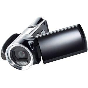 Somikon DV-812.HD Pocket Camcorder, Black