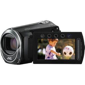 JVC GZ-MS 210Seu SD Card camcorders (SD/SDHC Card, 6Optisher Zoom/6.9cm Display, USB 2.0)