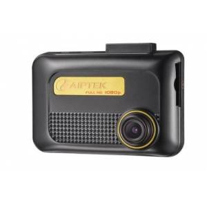 Aiptek CarCamcorder X3 Car Blackbox (5 megapixel CMOS sensor, 2,4 inch display, Full HD, SD/SDHC-cardslot, mini-USB 2.0)