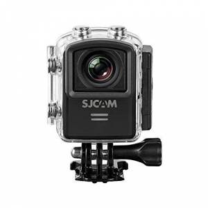 SJCAM M20 Sports Action Camera Kit with 1.5-Inch Screen - Black
