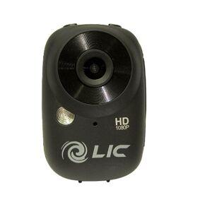 Liquid Image Ego HD 1080P WiFi Action Video Camera - Black