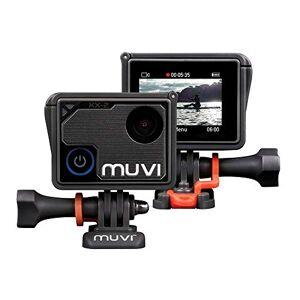 Veho Muvi KX-2 NPNG Action Camera KX-Series Handsfree Camcorder WiFi 32GB microSD Card 4k Action Cam 12MP Photo 4k30 / 1080p100 Waterproof Housing (VCC-009-KX2-NPNG)
