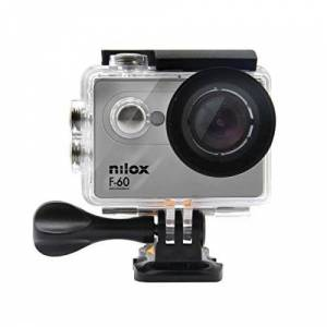 Nilox F-60 RELOADED+ Full HD Action Camera - Grey