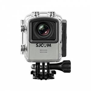 SJCAM M20 Sports Action Camera Kit with 1.5-Inch Screen - Silver