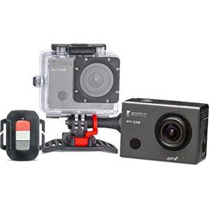 KNIG Royal CSACWG100Full HD Action Camera with GPS and WiFi