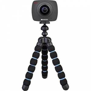 Braun Champion 360 Action Camera - Black