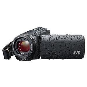 JVC GZ-R495 HD Quad-Proof 40x Zoom Tough Camcorder - Black