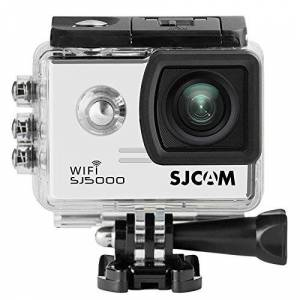 SJCAM SJ5000 WiFi Action Camera, Blue, 1