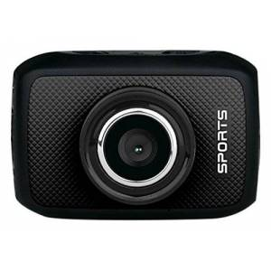 Denver HD Action Cam 5 Megapixel 3.3 cm (1.7 Inch) Display CMOS Sensor USB with Waterproof Housing up to 10 m