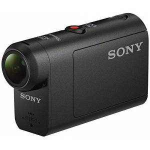 Sony HDR-AS50 Action Camera with 60 m Waterproof Housing, 3x Zoom, SteadyShot and Wi-Fi - Black