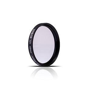 Zeikos ZE-UV4646mm Multi-Coated UV Filter Filter for DSLR (4.6cm, Black)