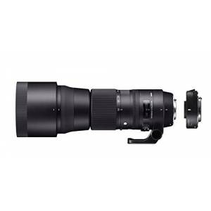 Sigma ZB955 150 - 600 mm F5-6.3 DG OS HSM Contemporary Lens with TC-1401 Converter Kit for Nikon Camera-Black