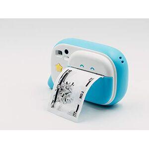 Creacam 3 Pack of Paper Rolls - White for Digital Printing Creacam Instant Print Cameras for Kids