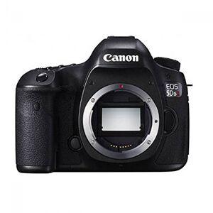 Canon EOS 5DsR Camera Case SLR 50.6 MP CMOS 8688 x 5792 pixels Black - Digital Cameras (50.6 MP, 8688 x 5792 pixels, CMOS, Full HD, 845 g, Black)