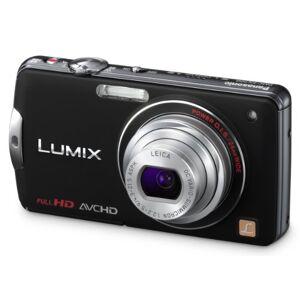 Panasonic Lumix DMC-FX700EGK Digital Camera 14 Megapixels 5x Optical Zoom, 7.5 cm (3 inch) display, image stabiliser, black
