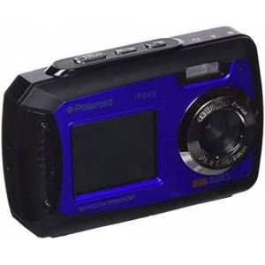 "Polaroid IF045 - Compact 14MP camera (2.8 "", 4x digital zoom), blue"