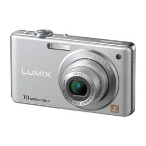 Panasonic Lumix DMC-FS62EG Digital Camera 10 Megapixel 4x Optical Zoom, 6.4 cm (2.5 inch) display, image stabiliser)