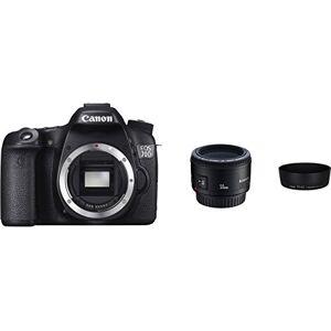 Canon EOS 70D digital SLR camera (20megapixel APS-C CMOS-sensor, 7.6 cm (3inch) display, Full-HD, Wi-Fi, DIGIC 5+ processor) 1: 3.5-5.6IS STM black