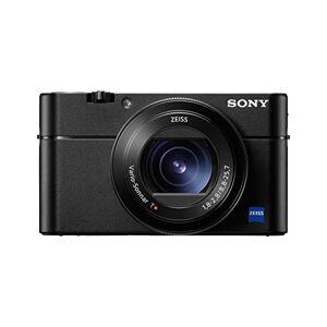 Sony Cyber-shot DSC-RX100M5A Compact Digital Camera, 20.1 Megapixel, Bionz XTM with LSI Capture Chip, Fast Hybrid AF with 315 AF Points, 4K Progressive Video, Wi-Fi and NFC, Black