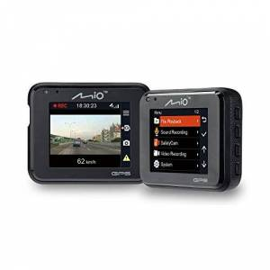 Mitac Mio MIVUEC330- Full HD 1080p In Car Dash Cam and DVR with GPS and Speed Camera Detection