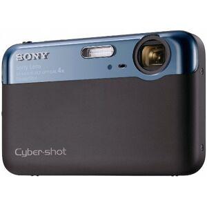 Sony DSCJ10 Cyber-shot Digital Still Camera - Black (16.1MP, 4x Optical Zoom) 2.7 inch LCD