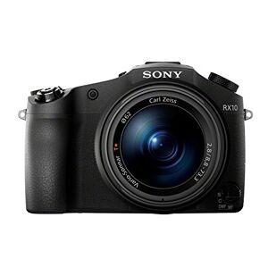 Sony DSC-RX10 Camera Black 20.2 MP 8.3x Zoom 3.0 LCD FHD 24 mm Wide Lens Wi-Fi - Black