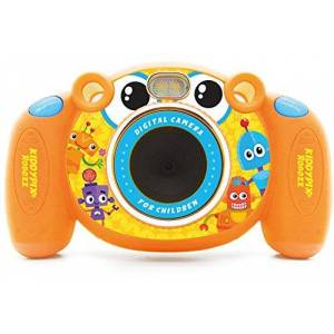 Easypix Kiddypix Kindercraft Robozz Camera with Photo Frame and Spielen
