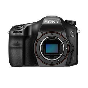 Sony Alpha 68 Interchangeable Lens Camera (A mount, APS-C Sensor, 4D Focus, 79 Points Phase Detection) Body Only - Black