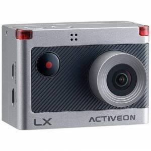 ACTIVEON LX Action Cam built-in Wi-Fi