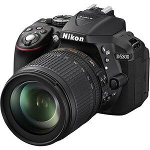 Nikon D5300 18-105 mm VR Kit - Black