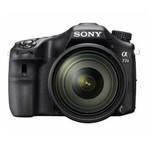 Sony SLT-A77 + DT 18-135mm 24.3MP CMOS 6000 x 4000pixels Black Digital Camera (24.3 MP, 6000 x 4000 Pixels, CMOS, Full HD, 647 g, Black)