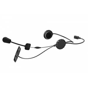 3s-Wb Sena WB 3S Bluetooth Headset & Intercom for Scooters and Motorcycles. Wired Boom Microphone Kit