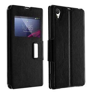 iPOMCASE Coque Pochette pour Sony Xperia Z1 L36h