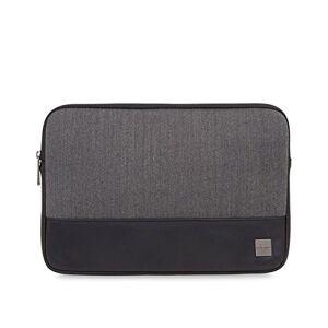 Knomo 43-101-BKG Herringbone Sleeve for 13-Inch - Black/Grey