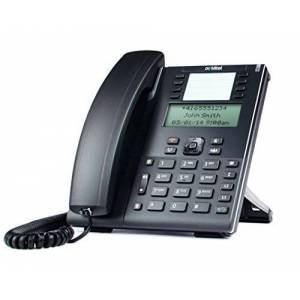 Aastra Technologies Aastra 80C00001AAA-A 3.4-Inch IP Phone with Backlit Display - Black