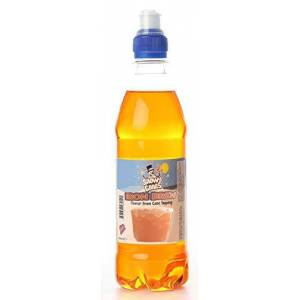 Snowycones Syrup for Snow Cones and Shaved Ice Not Slush 250 ml, Iron Brew