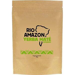 Rio Amazon Organic Yerba Mat Powder, 200 g