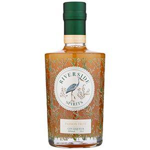 Riverside Spirits Passion Fruit Gin Liqueur, 35 cl
