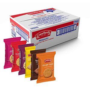 Crawfords Crawford's Mini 3 Packs Biscuits 100pk