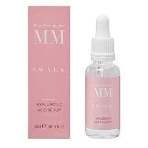 Megs Menopause Hyaluronic Acid Serum, 30 ml