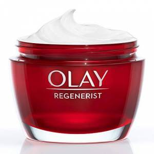 Olay Regenerist 3 Point Face Cream with Hyaluronic Acid, 50 ml