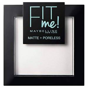 Maybelline Fit Me Matte and Poreless Powder, 090 Translucent