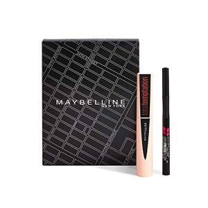 MAYBELLINE Maybelline new york gift box Womens Gift Box Set Cofanetto Mascara + Eyeliner